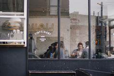 New York by Carolina Mariana #window #logo #restuarant #photography