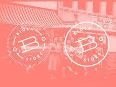 Dribbble - Biola Store by John Choura Jr. #seal #logo #store #biola