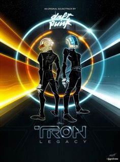 Tron Legacy: Daft Punk\\\\'s Derezzed Collection | Abduzeedo | Graphic Design Inspiration and Photoshop Tutorials