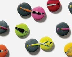 Txell Grà cia / Campanya Formació Professional a Terrassa 07 #inspiration #creative #design #graphic #colors #education #buttons