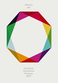 Some Random Dude — Menorca Jazz by Joan Pons Moll. via ffffound #design #illustration #color #wheel