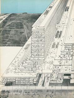 Linear City #urban