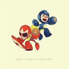 Chris Gerringer Stuff I learned from video games9 #nintendo #design #illustration #mega #man #character