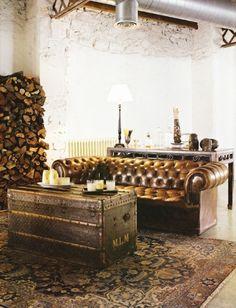 French By Design: At home with interior designer Tony Espuch #interior #design #decoration #deco