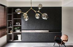 Cubic Cave by Ris Interior Design - InteriorZine #decor #interior #home