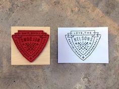 Lovethenelsons_stamp #stamp #identity