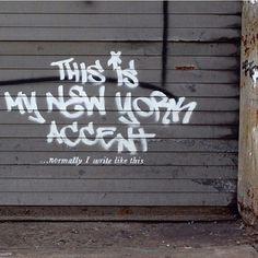 smdidc: #NYC #Banksy #Art