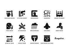 Esqgroomingbig #logo #icons