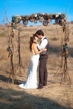 15 Cool Wedding Chuppah Ideas #wedding #chuppah #wedding ideas