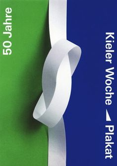 Kieler Woche Poster #kieler woche #anniversary