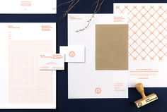 Arslan Steuerberatung by Bureau Hardy Seller #graphic design #print #stationary