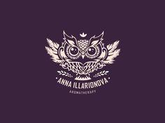 Anna Illarionova v2 #logo #identity
