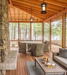 Pleasant Lake Camp / Whitten Architects