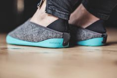 the brand – mahabis #slippers #mahabis #grey