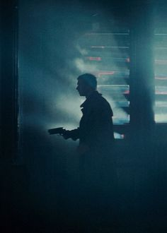 Surrogate Self #movie #ridley #bladerunner #noir #scott #still #future