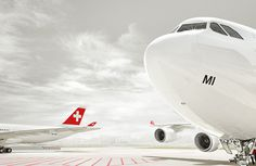 Swiss Air Campaign 2012 #design #swiss #photography #airlines #photo #plane