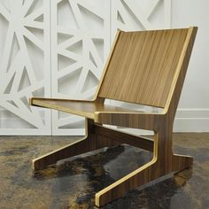 Fab.com | Branch Lounge Chair #chair