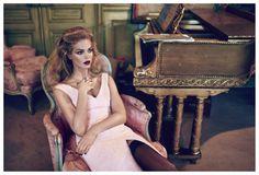 Erin Heatherton by Koray Birand #fashion #photography #inspiration