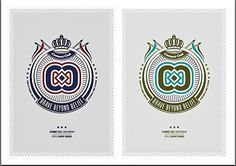 #logo #crest #crown