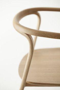 splinter_armchair02-540x810 #peeling #away #it #nendo