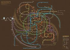 ZEROPERZERO #map #subway #railway #seoul #zeroperzero