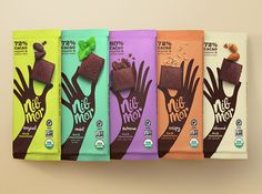 Chocolate packaging | Pearlfisher #chocolate #packaging