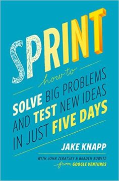Sprint by Google Ventures