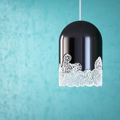Lacelamps collection - Inspired by the traditional handmade lace - www.homeworlddesign. com (1) #lighting #design #lamps