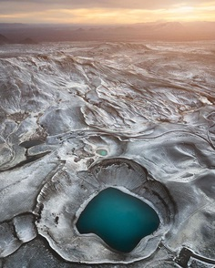 Iceland From Above: Drone Photography by Olivier Symon