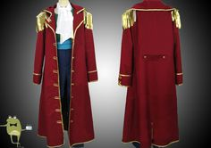 One Piece Gol D Roger Cosplay Costume Captain Coat #roger #costume #piece #one