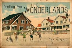 Jon Foreman—The Wonderlands