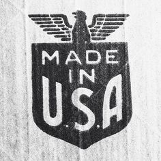 Made in the USA #badge