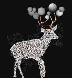 """DEAR LIFE""© Ceren Kilic 2012 #kilic #ceren #design #print #illustration #art"