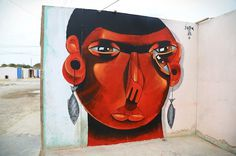 Jade Murals In Pisco, Peru #art #street