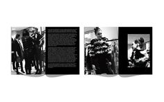 LOUISE AMSTRUP - AUTUMN/WINTER 09 | LOOKBOOK #layout #design #editorial