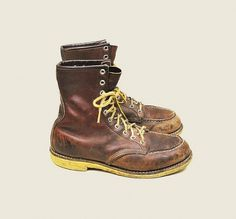 Journal #photo #boots #vintage