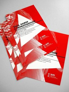 All sizes | Thematic flyer (2/4) | Flickr - Photo Sharing! #punkat #red #studio