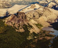 Sea to Sky by Owen Perry #photography #aerial #landscape