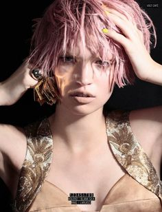 Luisa Bianchin by Jacob Sadrak » Creative Photography Blog #fashion #photography #inspiration