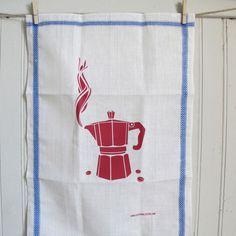 04 #illustration #coffee #italy #kitchen #moka