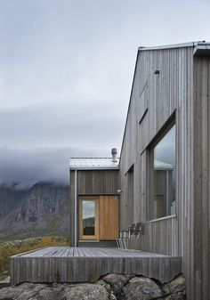 Vega Cottage, Norway - ShockBlast