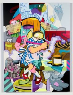 Pose MSK | PICDIT #design #graphic #painting #art #spray