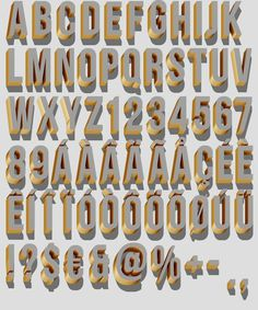 All sizes | Old style letters | Flickr - Photo Sharing! #font