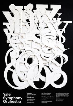 YSO_October_JessicaSvendsen #svendsen #jessica #poster #typography