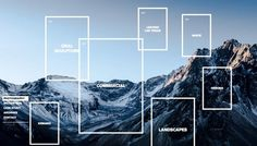 Olivier Staub Web design inspiration from siteInspire