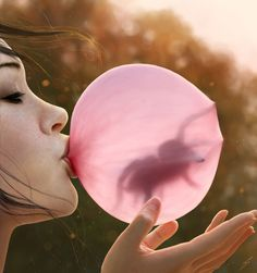Bubble Gum by lpeters on deviantART #bubble #gum #spider