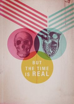 THE SKULL IS NOT CRUEL on the Behance Network #print #graphic design