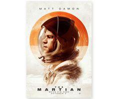 The Martian #keyart
