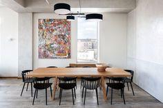 Homy feeling within an industrial shell loft apartment in SoHo by Casamanara - HomeWorldDesign (2)