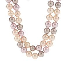KJL Go To Simulated Pearl Necklace #pearls #jewelry #necklace
